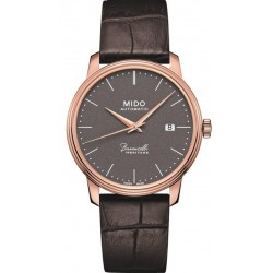 Men's Mido Watch Baroncelli III Heritage M0274073608000 Automatic