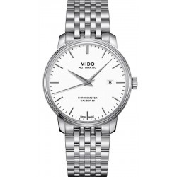 Men's Mido Watch Baroncelli III COSC Chronometer Automatic M0274081101100