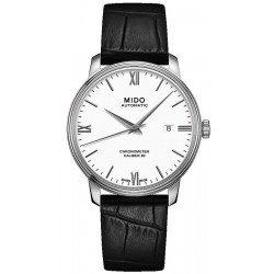 Men's Mido Watch Baroncelli III Chronometer Automatic M0274081601800