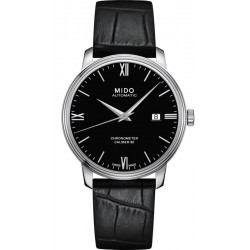 Men's Mido Watch Baroncelli III COSC Chronometer Automatic M0274081605800