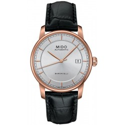 Buy Men's Mido Watch Baroncelli M86003104 Automatic