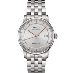 Buy Men's Mido Watch Baroncelli II M86004101 Automatic