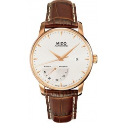 Buy Men's Mido Watch Baroncelli II Power Reserve Automatic M86053118
