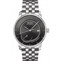 Buy Men's Mido Watch Baroncelli II Power Reserve Automatic M86054131