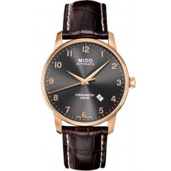 Men's Mido Watch Baroncelli II COSC Chronometer Jubilee Automatic M86903138