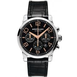 Montblanc TimeWalker Chronograph Automatic Men's Watch 101548