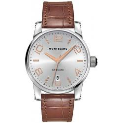 Buy Montblanc TimeWalker Automatic Men's Watch 105813