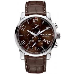 Montblanc TimeWalker Chronograph Automatic Men's Watch 106503
