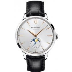 Buy Montblanc Heritage Spirit Moonphase Automatic Men's Watch 111620