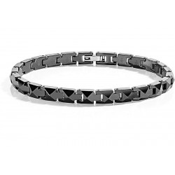Buy Men's Morellato Bracelet Ceramic SACU05