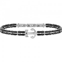 Men's Morellato Bracelet Ceramic SACU10 Anchor