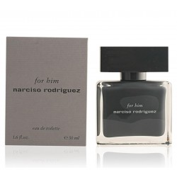 Narciso Rodriguez For Him Perfume for Men Eau de Toilette EDT Vapo 50 ml