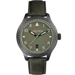 Buy Men's Nautica Watch BFD 105 Date A11108G
