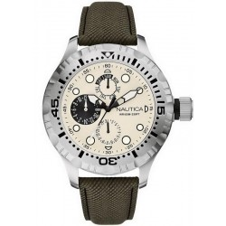 Men's Nautica Watch BFD 100 A15108G Multifunction