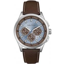 Men's Nautica Watch NCT 17 A16694G Chronograph