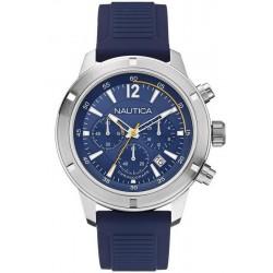 Men's Nautica Watch NSR 19 A17652G Chronograph