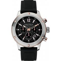 Men's Nautica Watch NSR 19 A17654G Chronograph