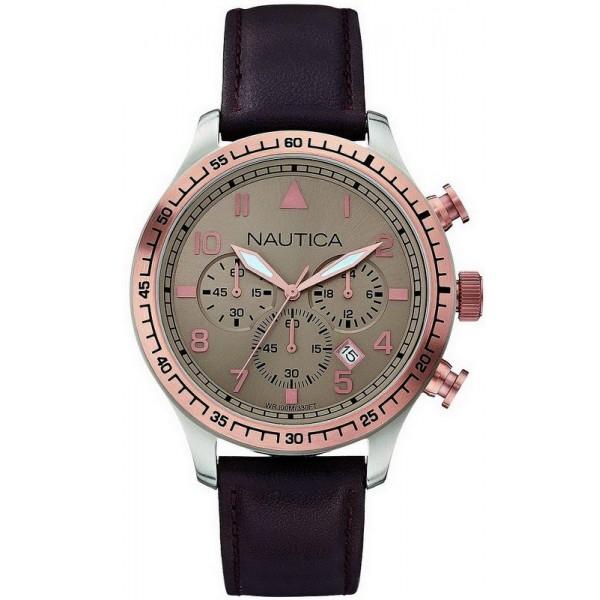 Buy Men's Nautica Watch BFD 105 A17656G Chronograph