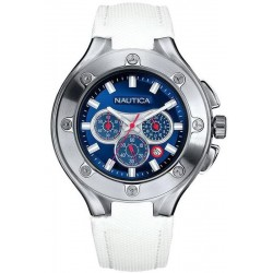 Men's Nautica Watch NCS 100 A35514G Chronograph
