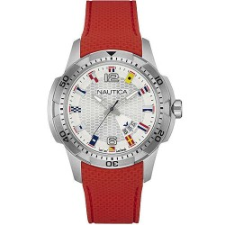 Men's Nautica Watch NCS 16 Flag NAI13513G