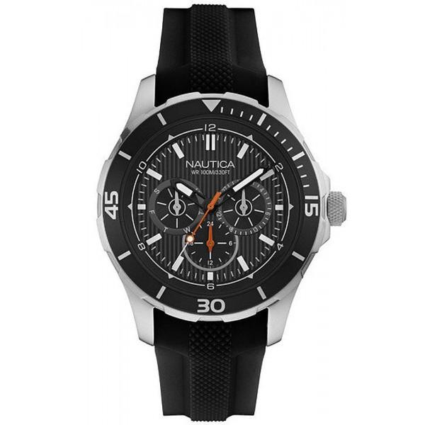Buy Men's Nautica Watch NST 10 NAI13523G Multifunction