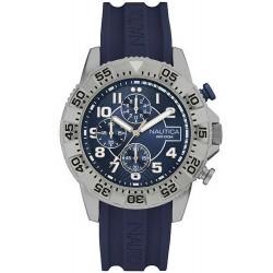 Men's Nautica Watch NSR 104 NAI16512G Chronograph
