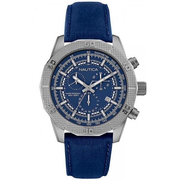 Buy Men's Nautica Watch NST 11 NAI16526G Chronograph