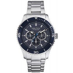 Men's Nautica Watch NST 10 NAI16528G Multifunction