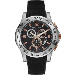 Men's Nautica Watch NST 600 NAI19504G Chronograph