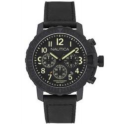 Men's Nautica Watch NMS 01 USS NAI21006G Chronograph