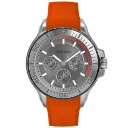 Buy Men's Nautica Watch Auckland NAPAUC002 Multifunction
