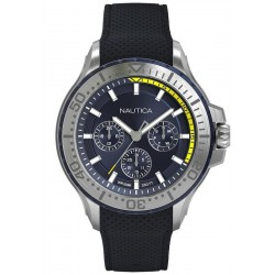 Buy Men's Nautica Watch Auckland NAPAUC003 Multifunction