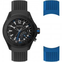 Buy Men's Nautica Watch Breakweather NAPBRW005 Multifunction