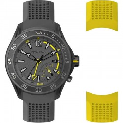 Buy Men's Nautica Watch Breakweather NAPBRW006 Multifunction