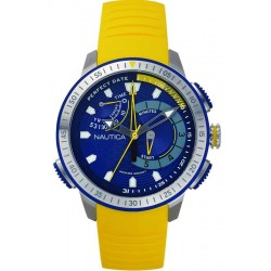 Buy Men's Nautica Watch Cape Town NAPCPT001 Chronograph