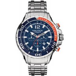 Men's Nautica Watch NST 02 A26535G Chronograph