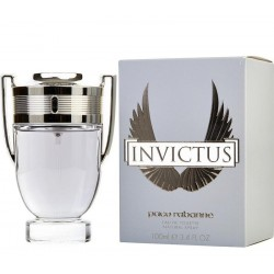 Paco Rabanne Invictus Perfume for Men Eau de Toilette EDT 100 ml
