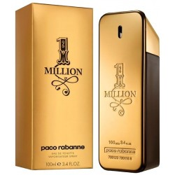 Paco Rabanne One Million Perfume for Men Eau de Toilette EDT 100 ml