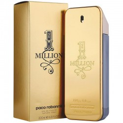 Paco Rabanne One Million Perfume for Men Eau de Toilette EDT 200 ml
