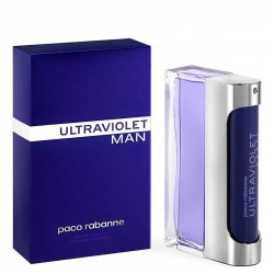 Paco Rabanne Ultraviolet Man Perfume for Men Eau de Toilette EDT 100 ml