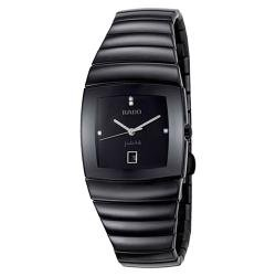 Buy Women's Rado Watch Sintra L Jubilé Quartz R13725702 Ceramic Diamonds
