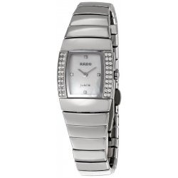 Buy Women's Rado Watch Sintra Jubilé Quartz R13578902 Ceramic Diamonds