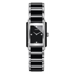 Buy Women's Rado Watch Integral Diamonds S Quartz R20217712 Ceramic Diamonds