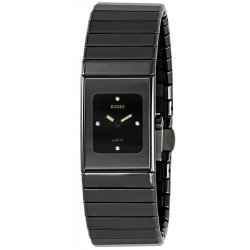 Buy Women's Rado Watch Ceramica XS Jubilé Quartz R21540742 Diamonds