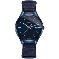 Men's Rado Watch True Blue L Quartz R27235206 Ceramic