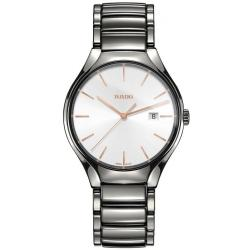Men's Rado Watch True L Quartz R27239102 Ceramic