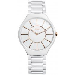 Buy Women's Rado Watch True Thinline L Quartz R27957102 Ceramic