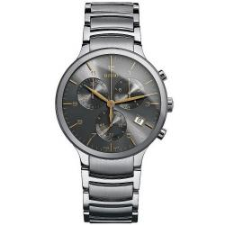 Men's Rado Watch Centrix Chronograph XL Quartz R30122103