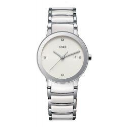 Buy Women's Rado Watch Centrix Diamonds S Quartz R30928722 Ceramic Diamonds