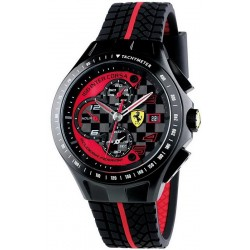 Men's Scuderia Ferrari Watch Race Day Chrono 0830077